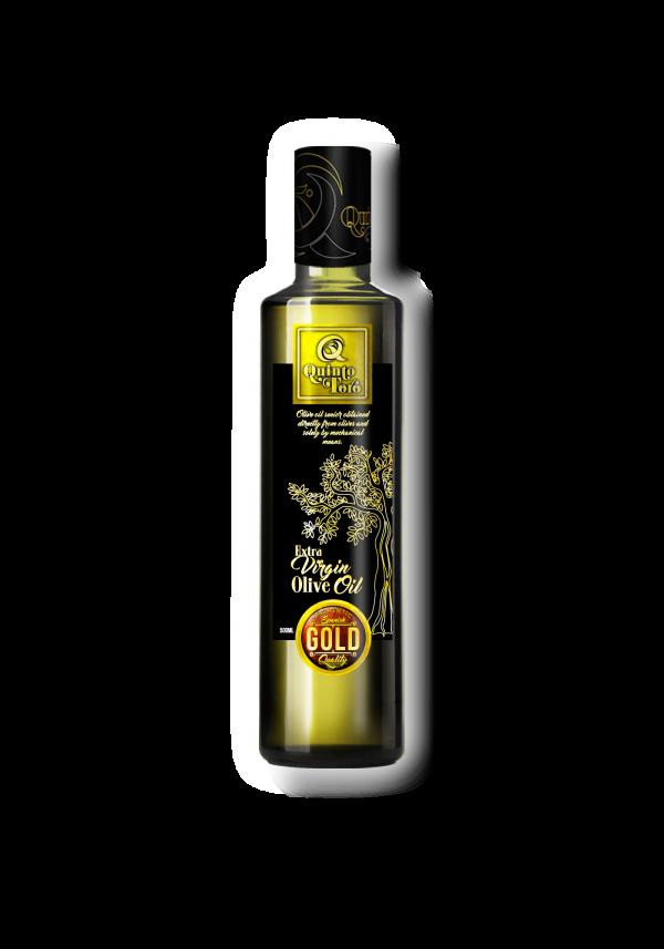 Aceite de oliva virgen extra Gold