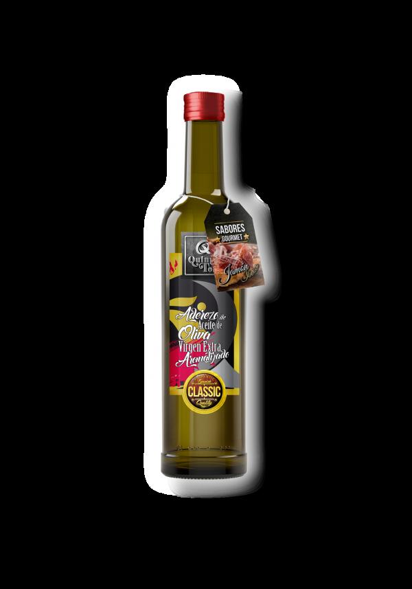 Aceite de oliva virgen extra classic sabor Jamón